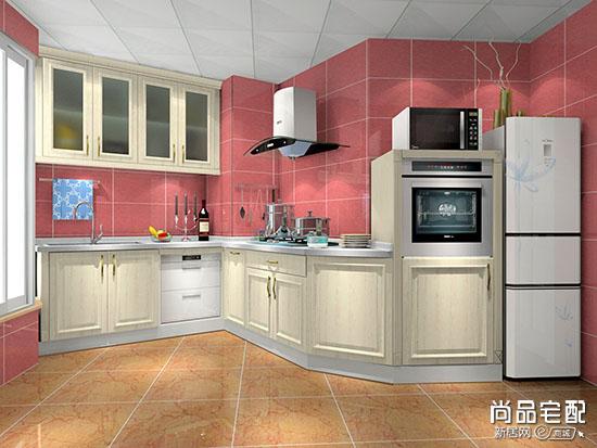 厨房装修设计图大全