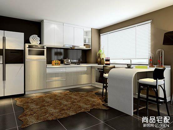 小户型整体厨房设计