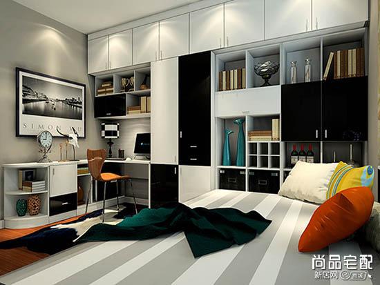 小卧室壁柜装修效果图欣赏