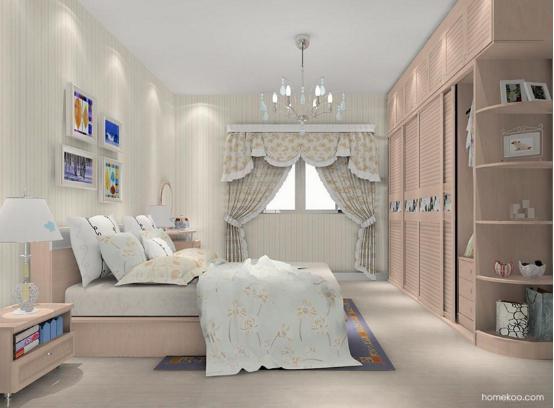 欧式卧室装修效果图大全2017图片图片