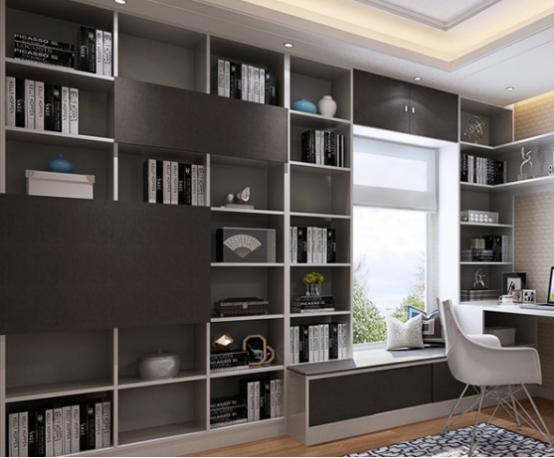 家居 设计 书房 装修 554_458图片