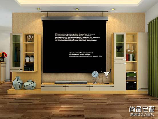 餐厅与客厅隔断设计