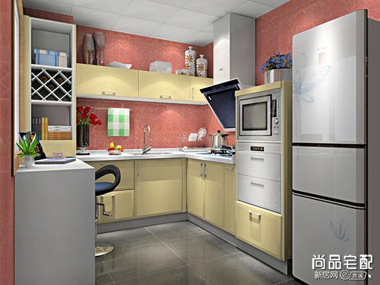 小厨房装修注意事项