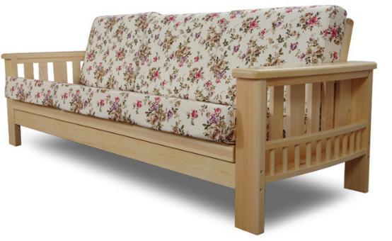 木质折叠沙发床图片大全