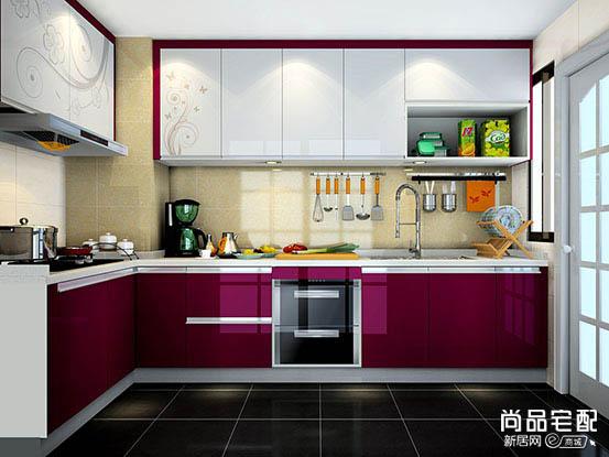 开放式厨房隔断装修