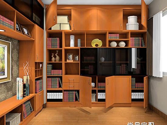 美式书房装修
