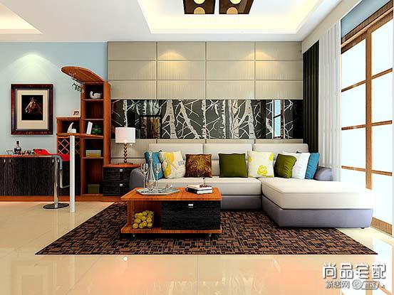 尺度松木家具