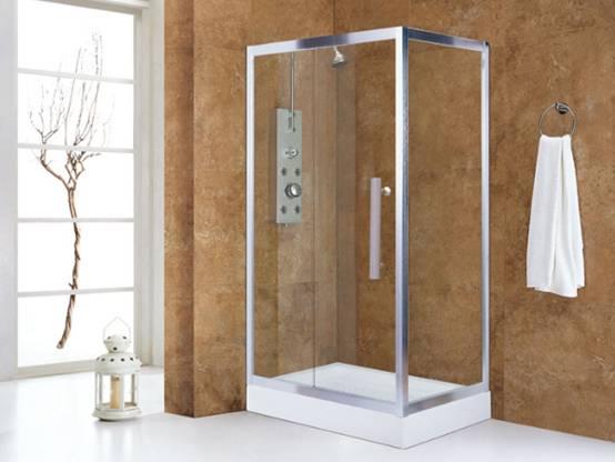 长方形淋浴房尺寸