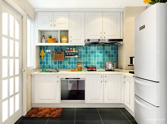 小厨房设计装修