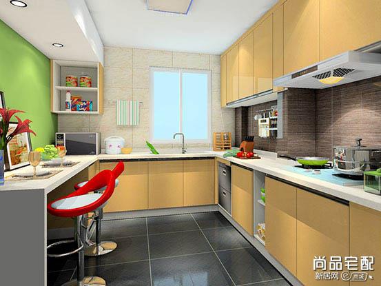中式厨房装修注意事项