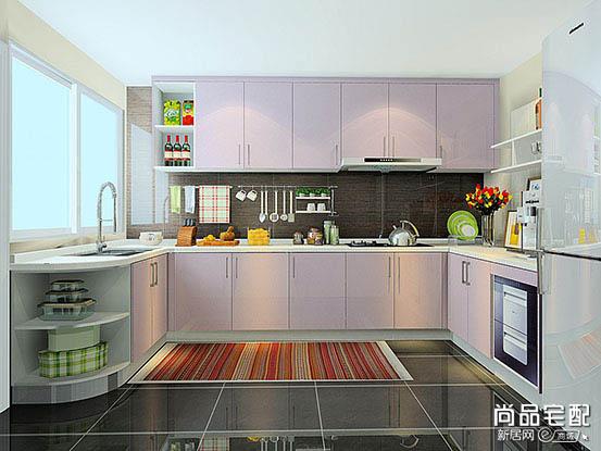 装修开放式厨房好吗