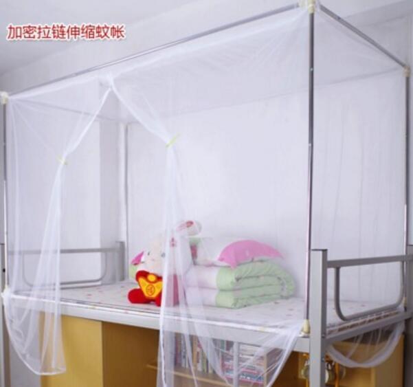 伸縮桿蚊帳支架安裝_支架蚊帳怎么加裝_蚊帳伸縮不銹鋼底座