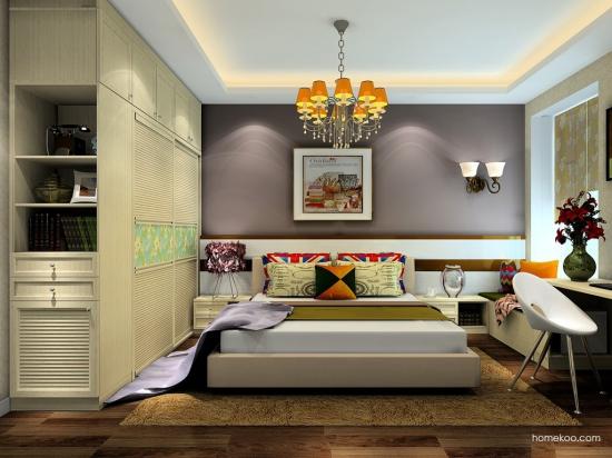 欧美女生卧室设计
