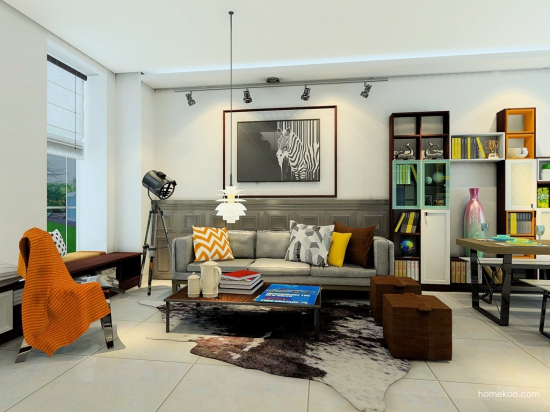 家庭客厅装饰画