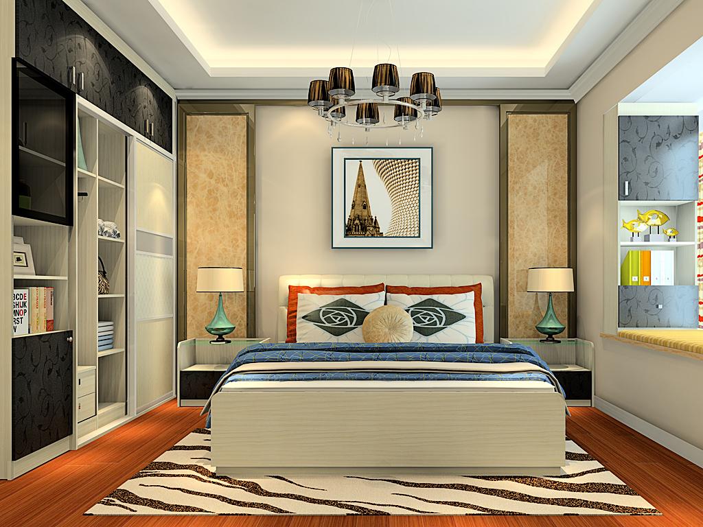 卧室颜色搭配技巧