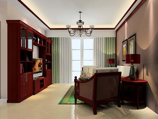 客厅装修设计案例