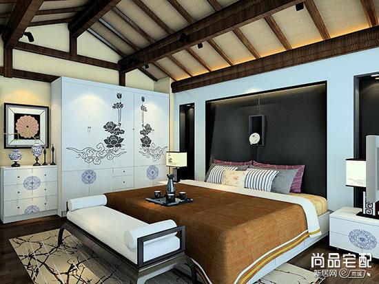 榻榻米卧室设计