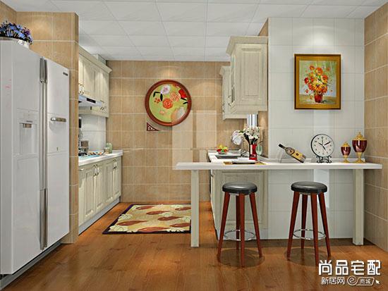 厨房装修颜色注意事项