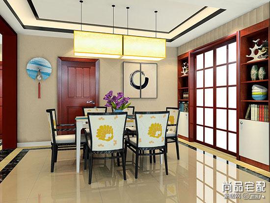家庭餐厅吊灯图片