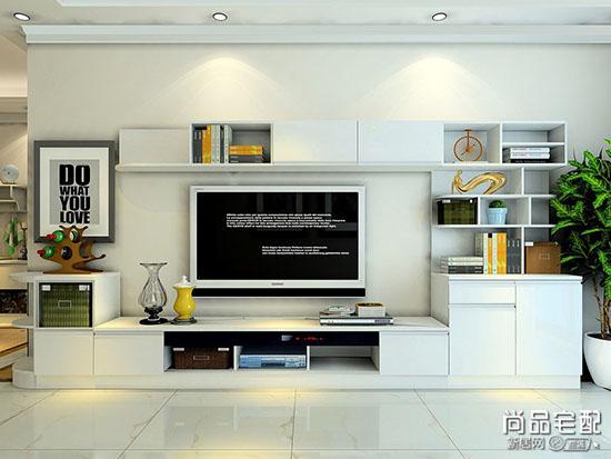 欧式客厅电视柜