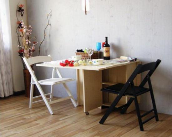 宜家折叠餐桌