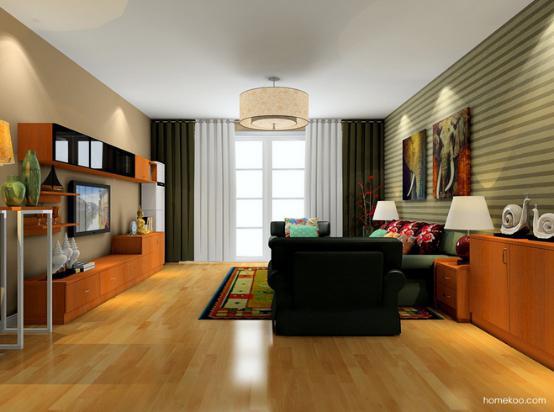 客厅装饰效果图大全2016图片