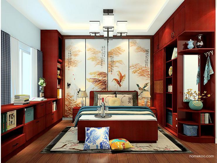 中国实木床品牌