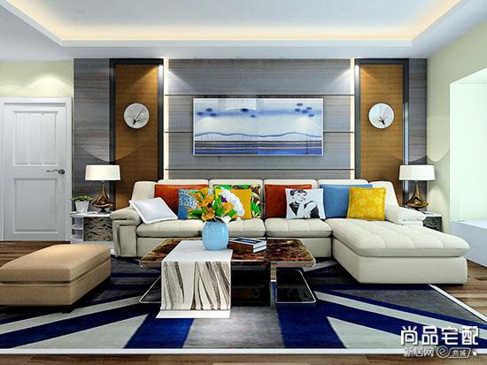 客厅装饰设计案例