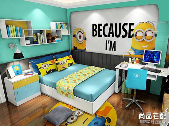 儿童床单贴图