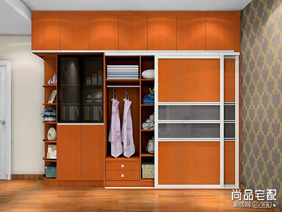 衣柜格局设计图