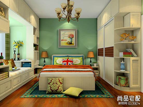 2016卧室衣柜设计图