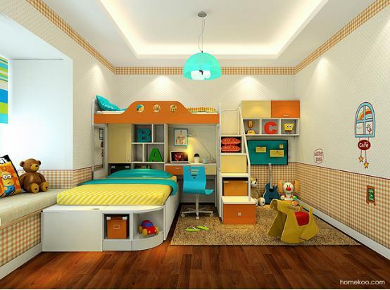 组合儿童床图片