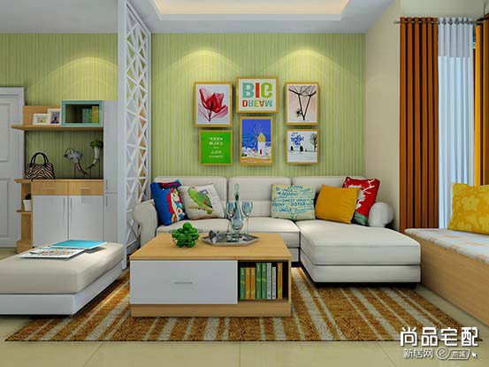 卧室与客厅隔断设计