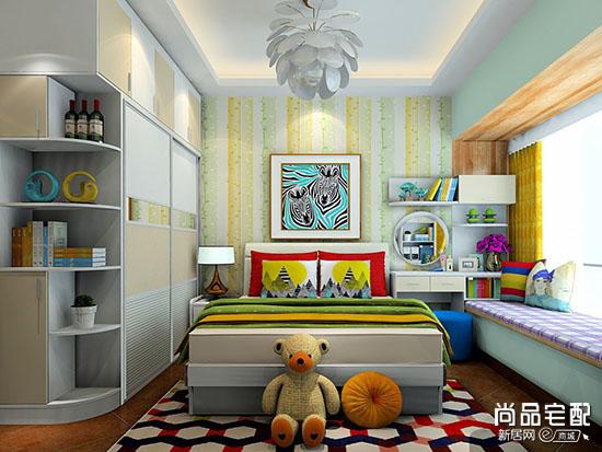 卧室涂料颜色