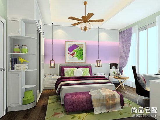 卧室床头背景墙挂画有哪些