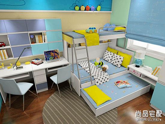 小户型儿童卧室设计
