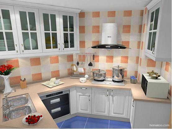厨房装饰效果图大全