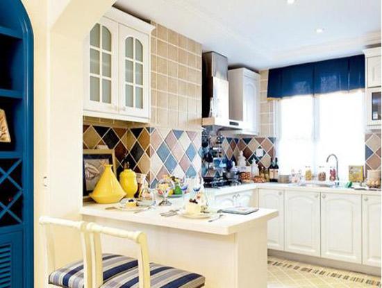 地中海风格厨房装修图片图片