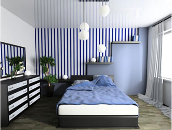 卧室植物风水知识