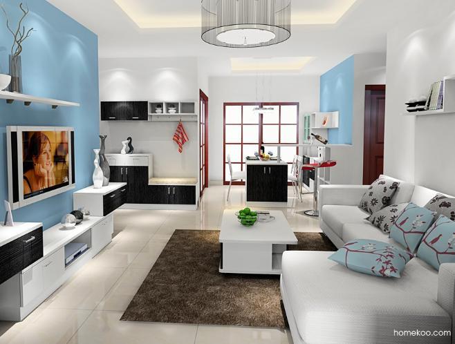 家居客厅装修图片