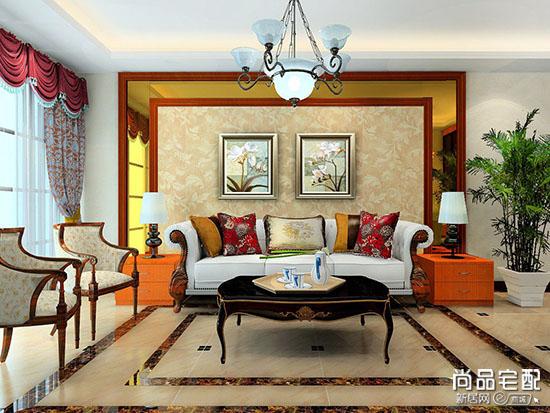 中式木沙发图片大全