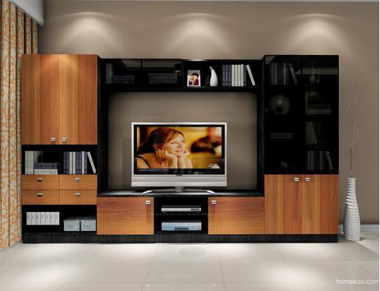 时尚电视柜图片