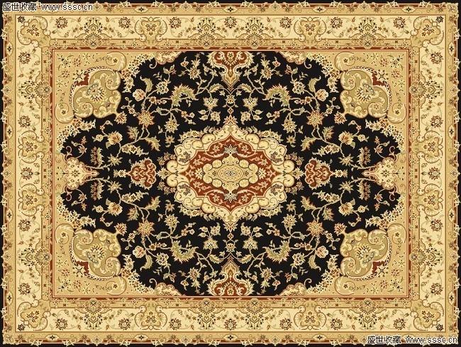 手工真丝挂毯
