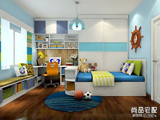 儿童卧室设计注意事项