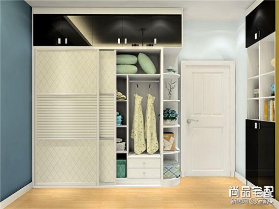 衣柜内部格局怎么看
