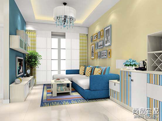 小户型布艺沙发