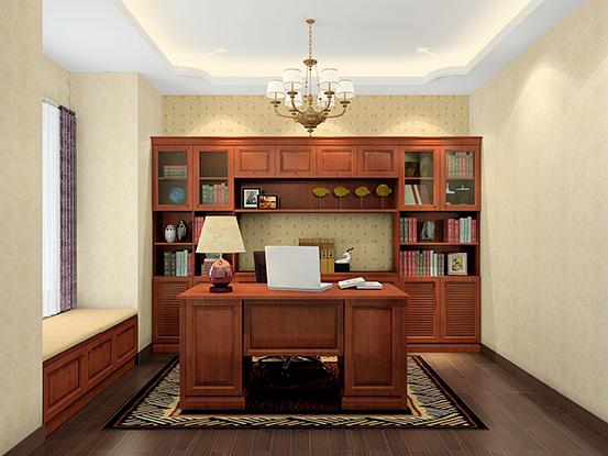 书房灯光设计