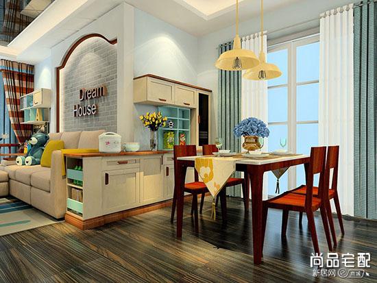 餐厅装修效果图大全2016图片