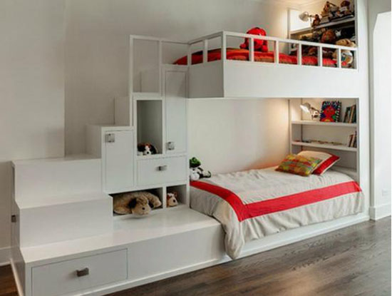 1.5米儿童床图片