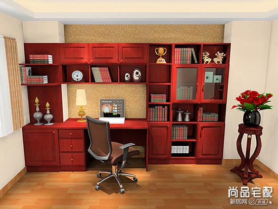 新中式书房